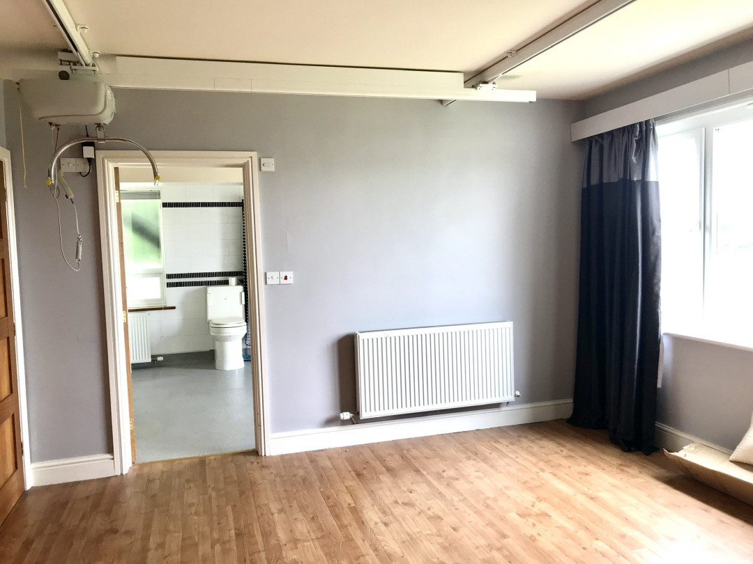 Additional living space