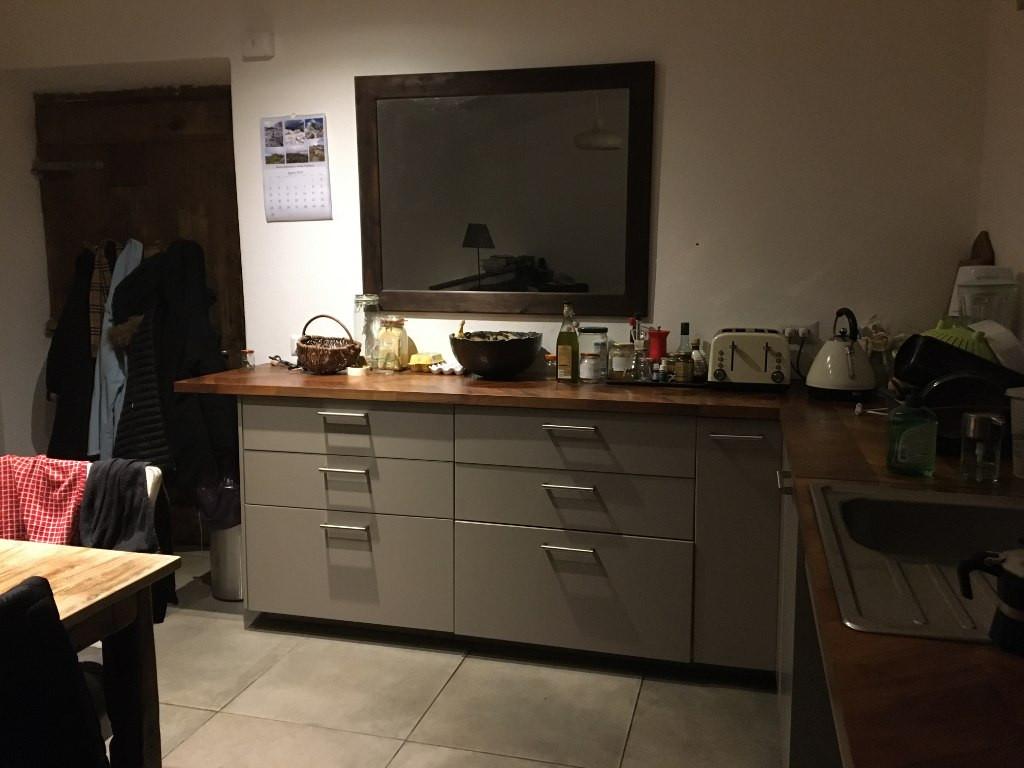 Kitchen draws