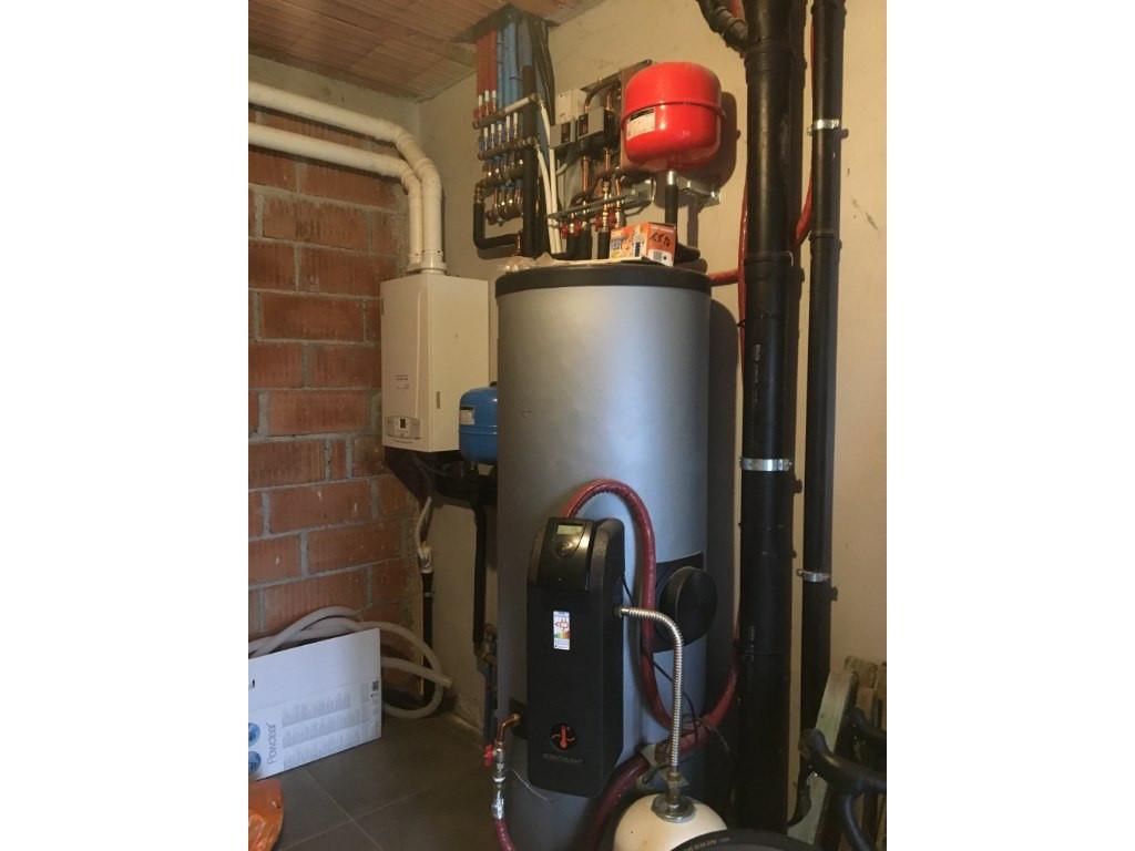 Solar/heating system
